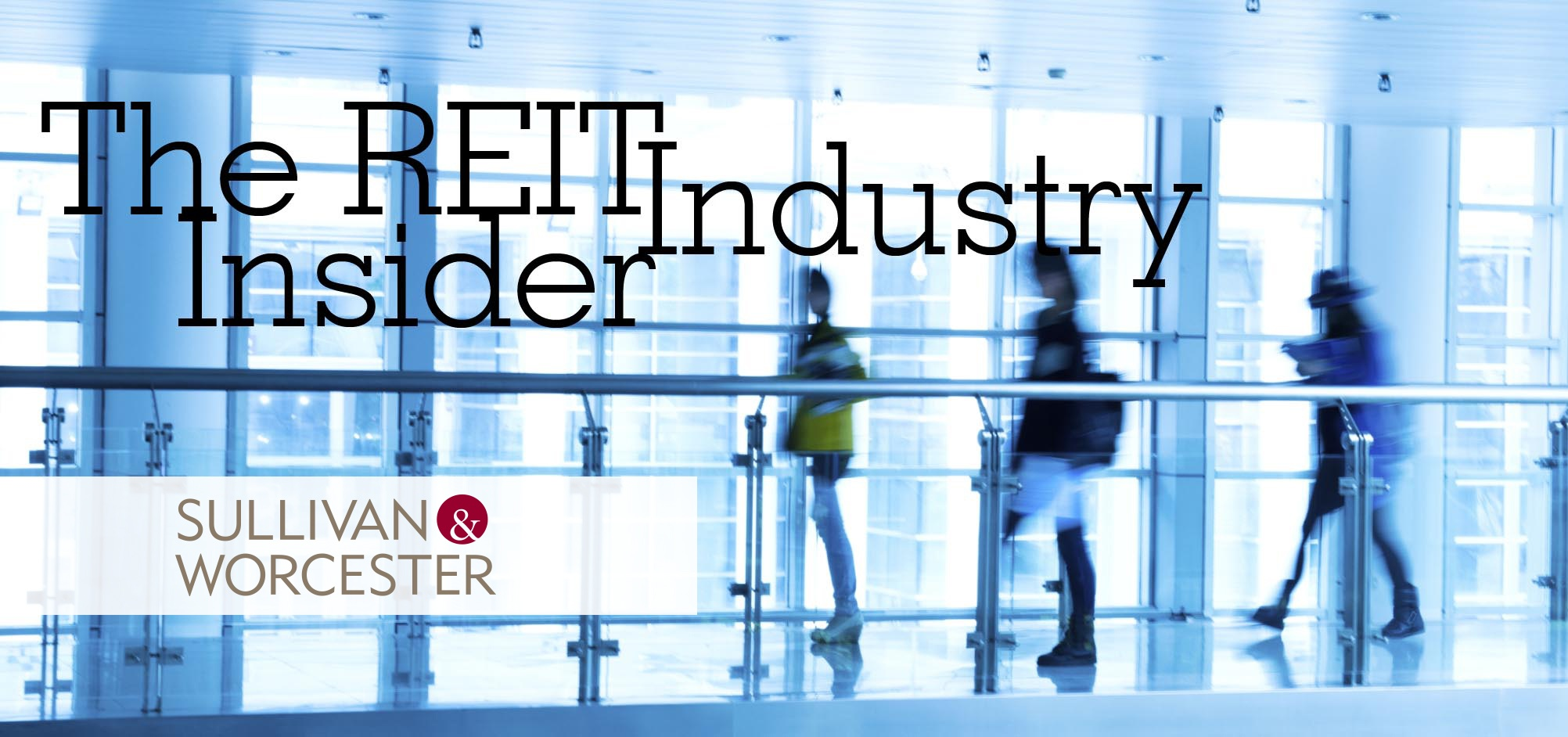 The REIT Industry Insider
